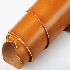 vegetable tanned cowhide grain vegetable tanned leather cowhide leather