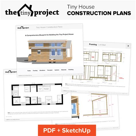 home construction plans our tiny house floor plans construction pdf sketchup
