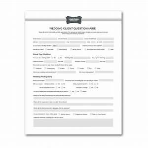 Free printable wedding photography contract template form for Templates for wedding photographers