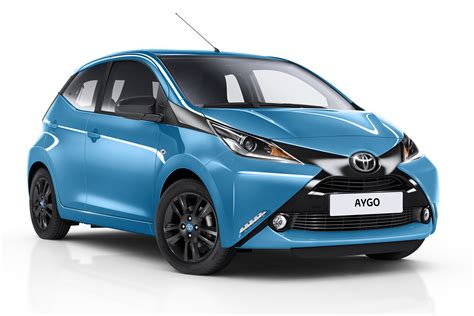 Toyota Car : 2015 Toyota Aygo Granted New X-cite Version And Safety