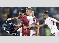 サッカー セルビア対アルバニア戦で乱闘、没収試合に その理由は【画像】