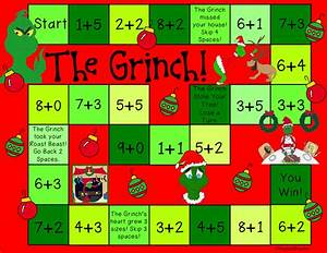 The Creative Colorful Classroom: Grinch Day Plans!