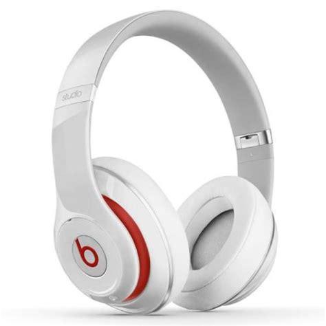casque beats  studio blanc casque audio achat