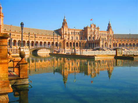 andalusia spain siviglia plaza di visit cities cordoba places amazing lake espana madrid history famous espana valencia much