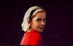 Official Title Finally Revealed for Netflix's Dark ...  Sabrina