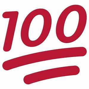 100 Emoji Png