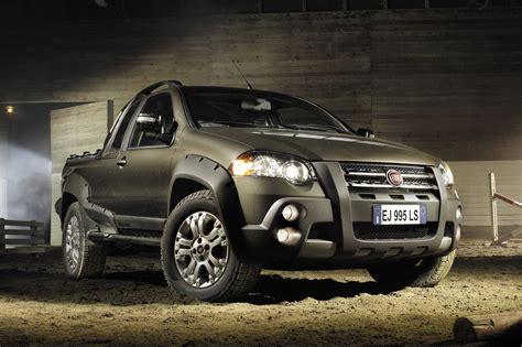 Fiat Strada by 2012 Fiat Strada Truck Autoomagazine