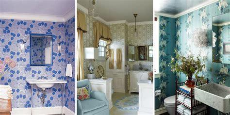 bathroom wallpaper ideas wall coverings  bathrooms