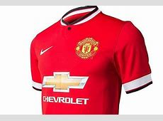 Manchester United Perkenal Jersi Baharu Musim 20142015