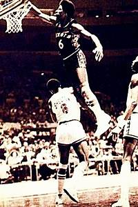 Julius Erving with the New York Nets Images - Frompo