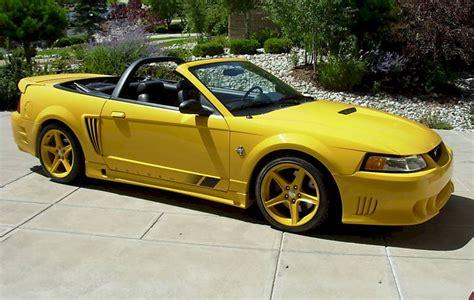 1999 Saleen Mustang
