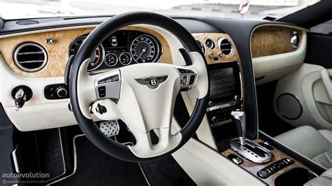2018 bentley continental gt shows new features in interior spyshots autoevolution
