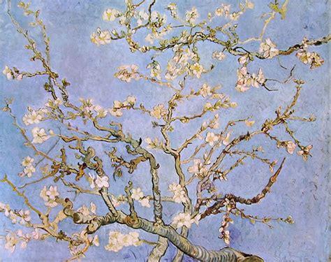 i fiori di gogh rami di mandorlo in fiore di gogh
