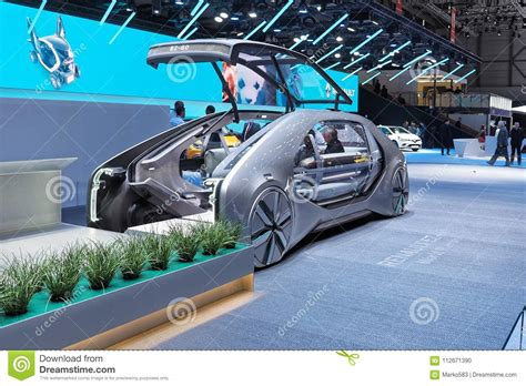 88th Geneva International Motor Show 2018