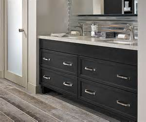 Dark Gray Cabinets by Dark Gray Cabinets In A Casual Bathroom Kitchen Craft