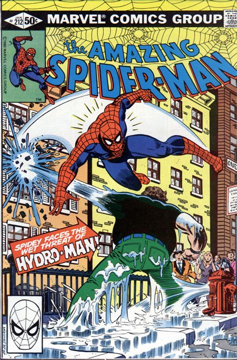 amazing spider man  hydro man