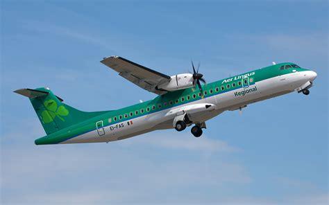 aer lingus regional fly two million passengers through