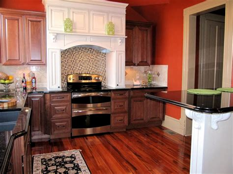 Colorful Cabinets by Colorful Kitchen Designs Hgtv