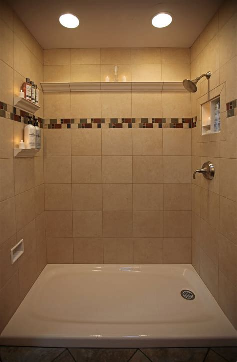 Tile Bathroom Shower Ideas by Bathroom Tiled Shower Ideas You Can Install For Your