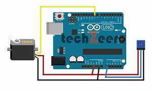 Servo Motor With An Arduino