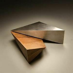 Table Basse Design Bois : 57 id es en photos o trouver votre petite table d 39 appoint ~ Teatrodelosmanantiales.com Idées de Décoration