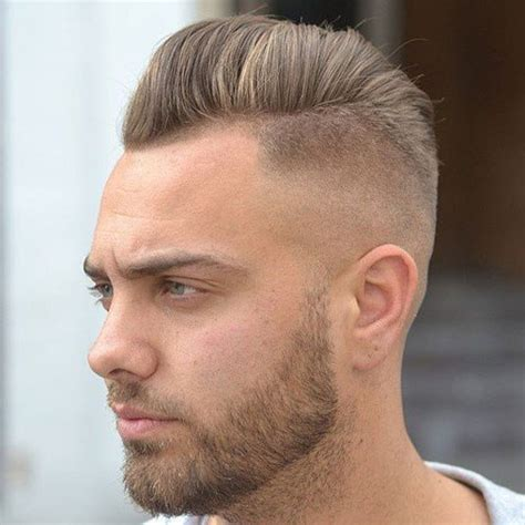 skin fadebald fade haircut  beard atoz