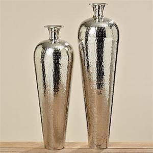 Große Vase Silber : bodenvase silber bestseller f r ihr schlafparadies das schlafparadies ~ Buech-reservation.com Haus und Dekorationen