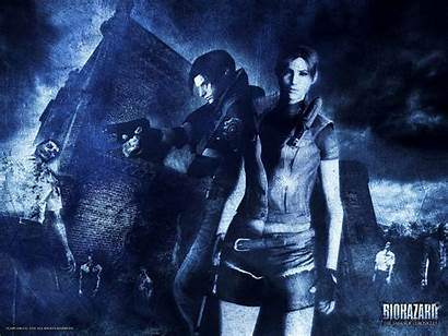 Resident Darkside Evil Chronicles Claire Redfield Wallpapers