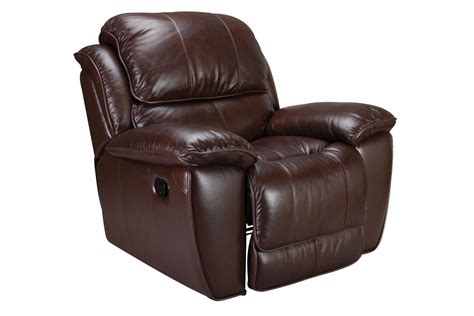 leather recliners on crosby leather rocker recliner at gardner white