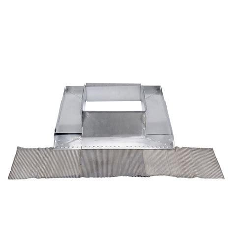 cuisine zinc garniture de cheminée réglable zinc scover plus leroy merlin
