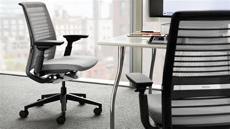 siege steelcase think sustainable desk chair steelcase