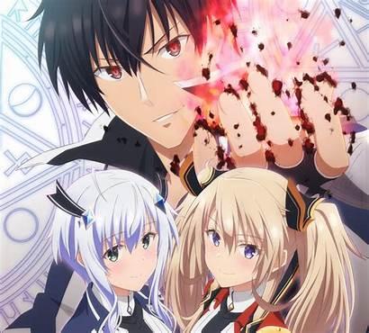Wallpapers Demon Misfit Academy King Fondo Anime