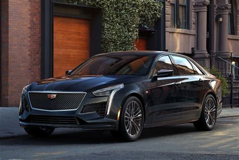 2019 Cadillac Ct6 Vsport Offers Exclusive V8 News