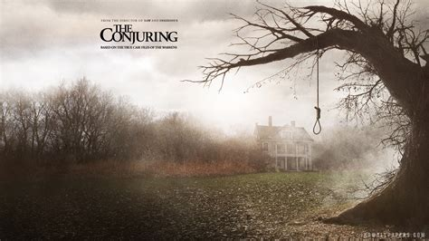 Patrick wilson and vera farmiga star as ed and lorraine warren. The Conjuring   Midnight Spookhouse