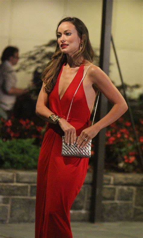 Olivia Wilde Hbo Untitled Rock N Roll Project Set In olivia wilde  red dress  gotceleb 1450 x 2415 · jpeg