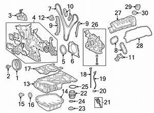 Toyota Sienna Engine Crankshaft Seal  Built  Liter  Japan