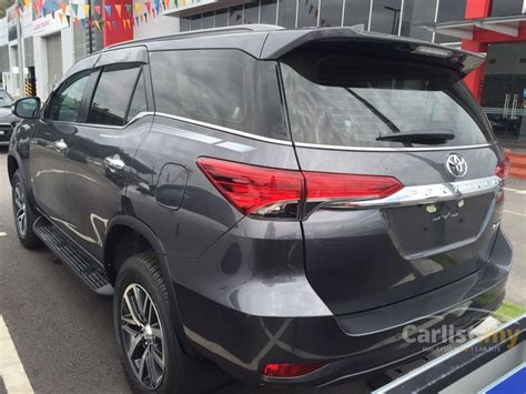 toyota fortuner 2017 vrz 2 4 in selangor automatic suv black for rm 165 399 3551366 carlist my