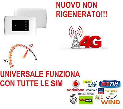 mobile wifi fastweb modem 4g wifi portatile tim tre wind illiad wind fastweb