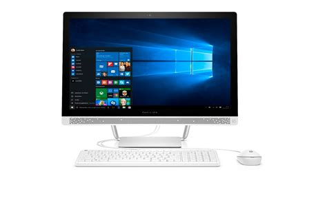 comparatif pc de bureau pc de bureau hp pavilion 24 b104nf 4309804 darty