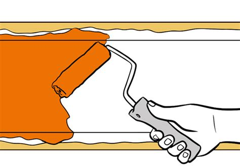 Wände Streichen Streifen by Ideen F 252 R Streifen Und Muster Obi Anleitung