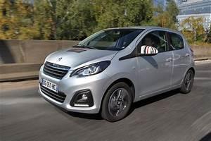 Peugeot 108 Prix Ttc : prix peugeot 108 2018 les tarifs de la petite citadine de peugeot photo 2 l 39 argus ~ Medecine-chirurgie-esthetiques.com Avis de Voitures