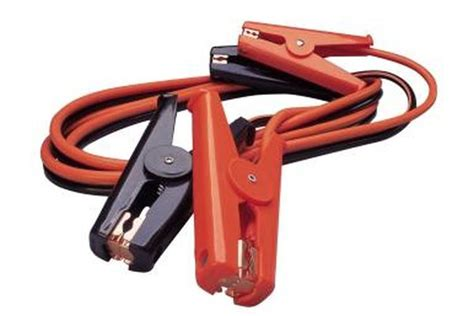 What Part Is Positive & Negative On A Jumper Cable? It