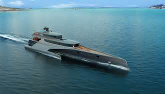 home interior collectibles blue coast yachts reveals its new concept trimaran