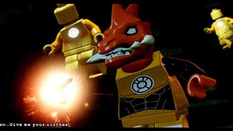lego batman   gotham level    greed