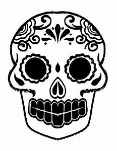 different but cool pumpkin carvings dia de los muertos With day of the dead skull mask template