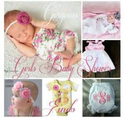 Best Girl Baby Shower Gifts