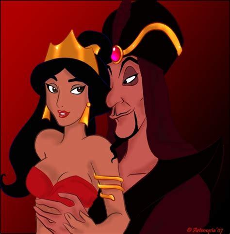 if jasmine loved jafar disney princess photo 15329765 fanpop