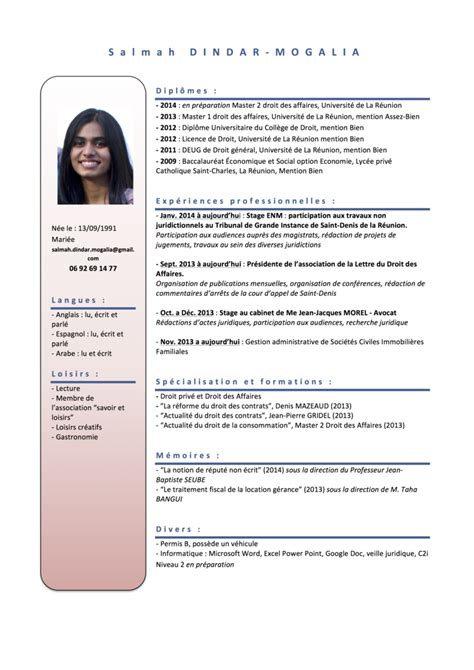 juriste en cabinet d avocat modele cv avocat droit social cv anonyme