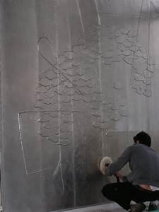 Decoration Murale Metal Design : mon salon a accueilli un tableau de chez ~ Teatrodelosmanantiales.com Idées de Décoration