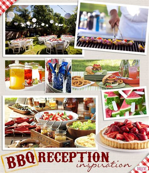 wedding reception with bbq barbecue check out our bbq